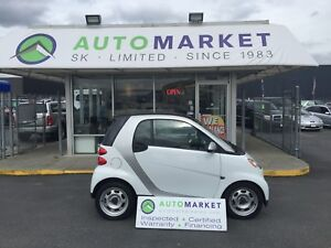 2011 Smart fortwo Passion Bluetooth/AUX. WARRANTY