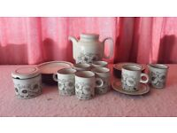 Hornsea Coffee Set
