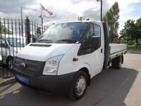2013 FORD TRANSIT 2.2TDCi ( 125PS ) ( EU5 ) T350 1 STOP 12FT DROPSIDE