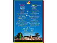 V festival Saturday Day ticket Essex-£80