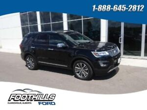 2017 Ford Explorer Platinum  - Low Mileage
