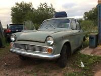 Hillman minx 1964 2 owners from new