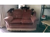 Good sofa available for collection - free