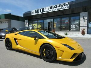 2014 Lamborghini Gallardo LP570-4 SQUADRA CORSE (One of 3 In Can