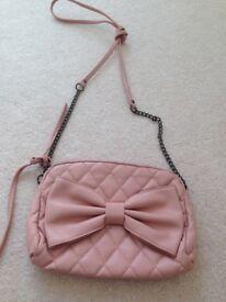 BSK zipped handbag