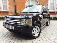 AUTOBIOGRAPHY EDITION**RARE CAR** Land Rover Range Rover 3.0 Td6 ** FULL HISTORY ** PX WELCOME