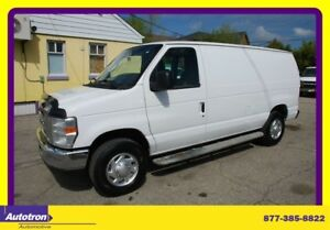 2012 Ford E-250 3/4 TON 5 PASSENGERS LOADED CHROME PKG