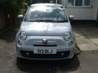 Fiat500 595 abarth 145bhp turbo