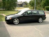 Azev A deep dish alloy wheels, 18inch 5x108 Volvo, Ford, Peugeot, slammed stance