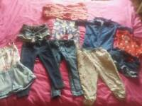 Bundle of 3-4 years clothes