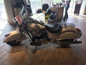 2016 Indian Chief Classic ...Last accessorized model available