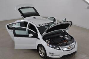 2015 Chevrolet Volt Electric Cuir+GPS+Bose+Bluetooth+Sieges Chau