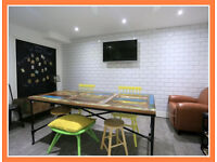 Serviced Offices in * Farringdon-WC1X * Office Space To Rent