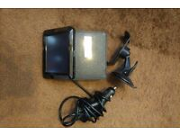 ***MINT CONDITION SAT NAV GARMIN+CASE+CHARGER**