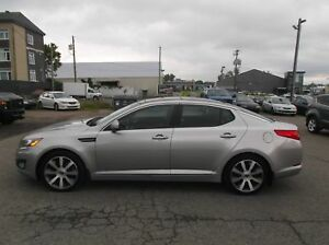 KIA Optima Berline 4 portes EX+