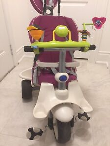Smart Trike Recliner 5-in-1 Tricycle for kids