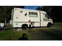 Talbot express camper campervan