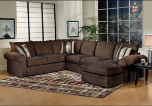 BEST DEALS ON SECTIONALS, $699 AND UP BLOW OUT SALES