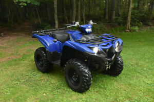 2016 Grizzly 700 EPS