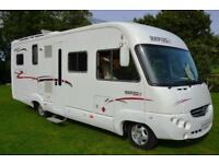 2006 4-berth A-Class Rapido 997M SOLD. SIMILAR REQUIRED