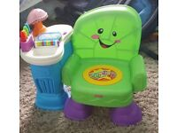 Fisherprice Sit and stand Activity Chair