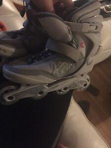 K2 ladies Rollerblades