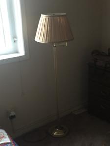 Beautiful Floor Lamp - Golden colour