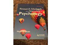 Psychology Textbook - Reseaech Methods and Statistics