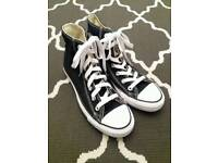 Converse chuck taylor all star high top size 5.5 (new)