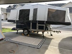2011 Quicksilver by Livin' Lite Tent Trailer - $7,999 - 865 lbs!