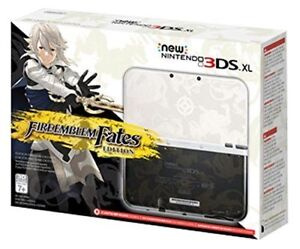 Console New Nintendo 3DS XL Fire Emblem Fates Edition