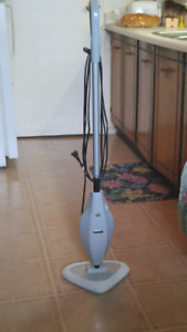 Electric floor steamer