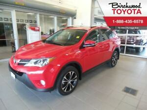 2015 Toyota RAV4 XLE 50TH Anniversary Edition