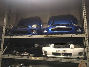Subaru Impreza WRX GDA GGA front conversion available