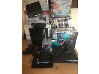 PS3 Consoles & Accessories Bundle
