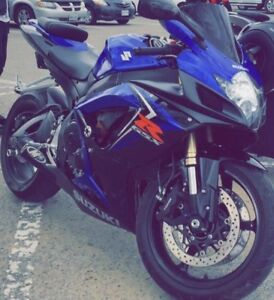 Mint Gsxr-R600 for sale 4700 or OBO