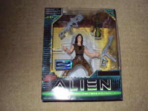 HASBRO, ALIEN RESURRECTION, RIPLEY ACTION FIGURE IN UNOPENED BOX