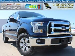 2015 Ford F-150 XLT Low KM   PST Paid
