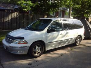 1999 Ford Windstar Minivan, Van