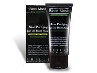 SHILLS black face mask ON SALE