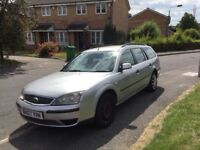 Ford Mondeo 2 litre diesel 2007