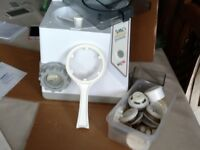 Simac pastamatic mx700 and all attachments for sale