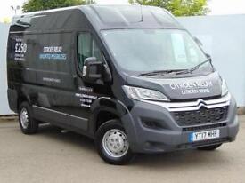 2017 Citroen Relay 2.0 BlueHDi H1 Van 130ps Enterprise Diesel