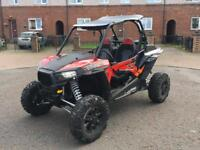Polaris Buggy 2 seater ROAD LEGAL 1000cc turbo RZR XP1000 2017 - PX WELCOME