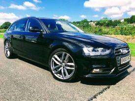 2013 Audi A4 Avent 2.0 Tdi Technik ****FINANCE £58 A WEEK*****