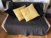Comfortable 2-Seater IKEA futon
