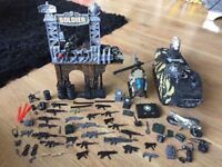 Army play set