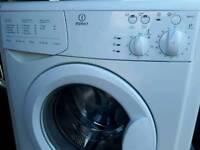 Indesit washing machine.