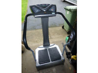 Aresia Vibration Plate - Twin Plate - 20 settings