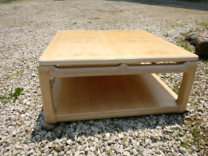 """Big, Solid, Square Coffee Table (36""""x36"""")"""